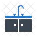 Sink Faucet Drawer Icon