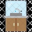 Cabinet Draw Furniture Icon
