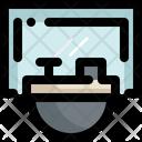 Washbasin Plumb Sink Icon
