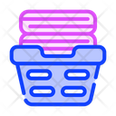 Washed Clean Clothes Icon