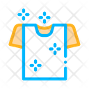Washed Tshirt Icon