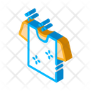Laundry Clean Clothes Icon