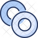 Washer Bolt Ring Icon
