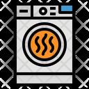 Dryer Tumble Electric Icon