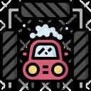 Washing Car Service Icon