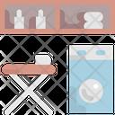 Washing Machine Interior Icon