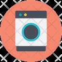 Washing Machine Clean Icon