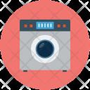 Washing Machine Electrical Icon