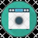 Washing Machine Electronics Icon