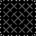 Interface Washing Machine Icon