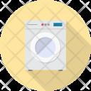 Washing Machine Electronic Icon