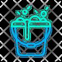 Washing Bucket Icon