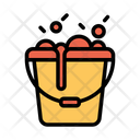 Washing Bucket Icon