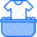 Washing cloth Icon