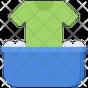 Washing Basin Shirt Icon