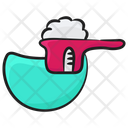 Washing Detergent Detergent Spoon Laundry Icon