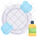 Washing dish Icon
