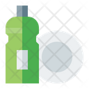 Washing Dishes Healtcare Cleaning Icon