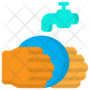 Medical Wash Cleanliness Icon