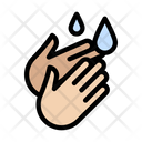 Hand Washing Soap Icon