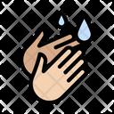 Hand Washing Soap Icon