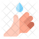 Washing Hand Healtcare Cleaning Icon