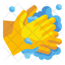 Washing Hand Cleaning Hygiene Icon