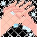 Washing Hand Finger Hand Wash Icon