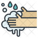 Hands Washing Clean Icon