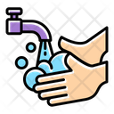 Washing Hands Hand Wash Hygiene Icon