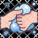 Medical Washing Hand Icon