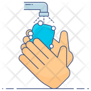 Hand Wash Washing Hands Hygiene Icon