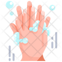 Back Of Hands Washing Hands Cleaning Hands Icon