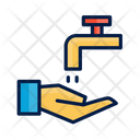 Washing Hands Icon