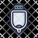 Washing Lever Icon