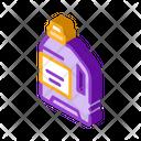 Clean Laundry Liquid Icon