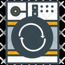 Washing Machine Electric Icon