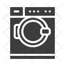 Dryer Clothes Wash Icon
