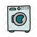 Washing Machine Device Icon