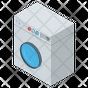Home Appliance Washing Machine Instant Machine Icon