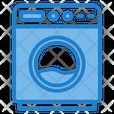 Washing Machine Electric Appliances Device Icon
