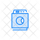 Washing Machine Laundry Machine Cleaning Machine Icon