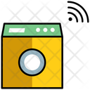 Washing Machine Automation Washing Icon