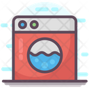Washing Machine Laundry Machine Automatic Washer Icon