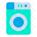 Machine Service Washing Clothes Icon