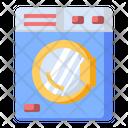 Cleaning Electronics Laundry Icon