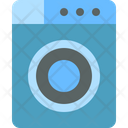 Washing Machine Laundry Icon
