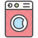 Washing Machine Cloth Icon