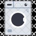 Clean Machine Laundry Icon