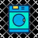 Washing Machine Laundry Machine Icon